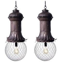 1800s Adams-Bagnall Street Lamps
