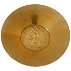 """Small """"Coin Bowl"""" by Carl Auböck"""