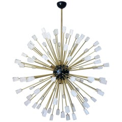 Ice Cubes Sputnik Chandelier by Fabio Ltd