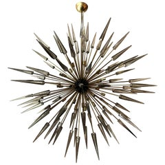 Sole Sputnik Chandelier by Fabio Ltd
