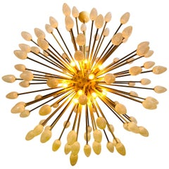 Uovo Sputnik Chandelier by Fabio Ltd