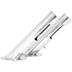 Paul Mayen for Habitat Aluminium Cylinder Lamps