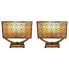 Modern Arched Table Lamps, 20st Century