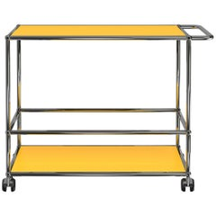 USM Bar Cart Available in 5 Different Color Options