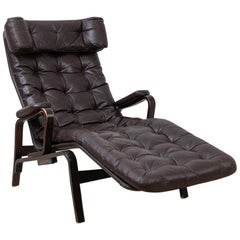 Fenix Reclining Lounge Chair by Sam Larsson for DUX