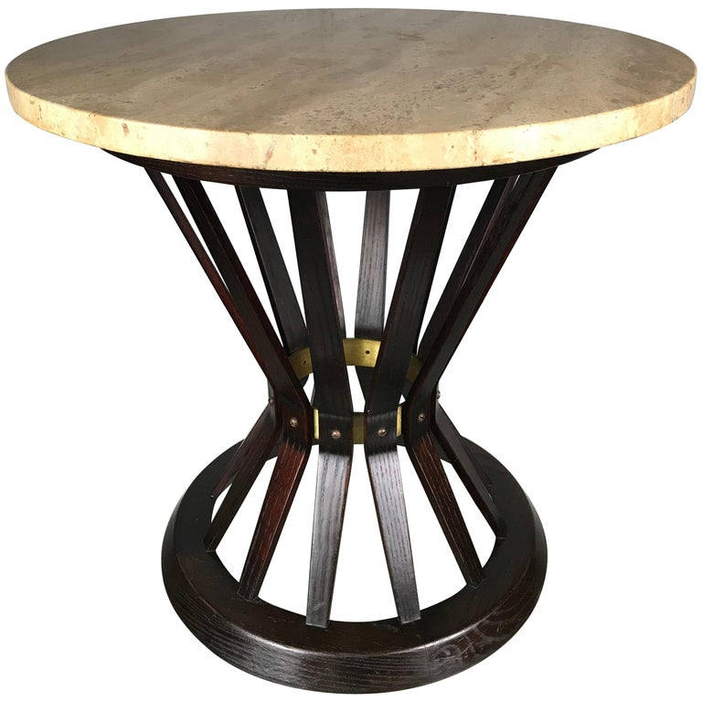Sheaf of Wheat Side Table by Edward Wormley for Dunbar For Sale