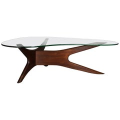 Sculptural Cocktail Table by Adrian Pearsall for Craft Associates