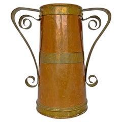 19th Century English Arts & Crafts Vase
