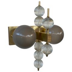 Two Globe Sconce by Fabio Ltd
