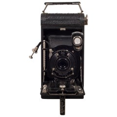 "Antique Eastman Kodak ""No. 1 Pocket Kodak"" Folding Camera, circa 1922"