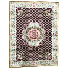 Wonderful Large French Savonnerie Rug