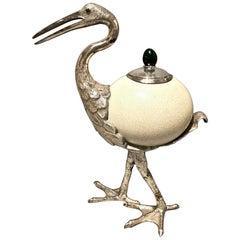 Antony Redmile Heron Sculpture
