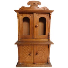 Miniature French Cabinet, circa 1900