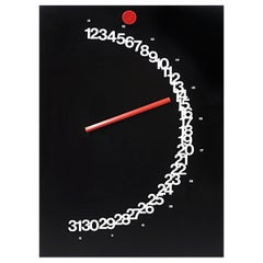 Meridiana Perpetual Calendar by Giulio Confalonieri for Studio Paolo Nava