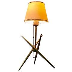 1950s Belgium Atomic lamp