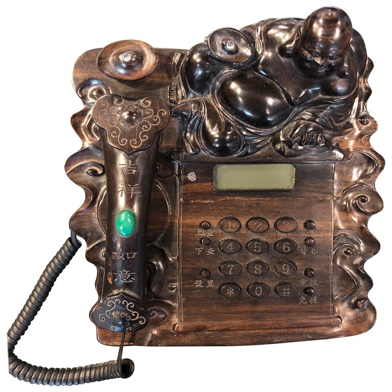 Chinese Buddha Telephone For Sale