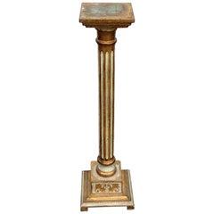 Italian Venetian Pedestal