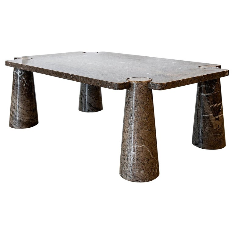 Angelo Mangiarotti Coffee Table For Sale
