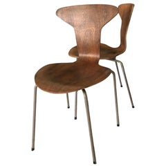 Mosquito Chairs by Arne Jacobsen
