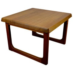 Niels Bach Solid Teak Coffee Table