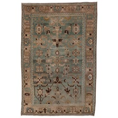Tribal Persian Malayer Rug