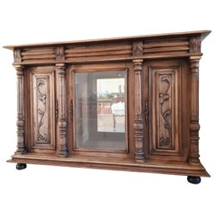 Antique French Henri II Style Buffet