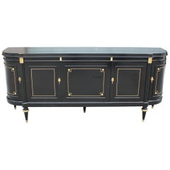 Beautiful French Louis XVI Antique Sideboard or Buffet, circa 1910s
