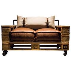 'Priscila' Armchair Modern Style