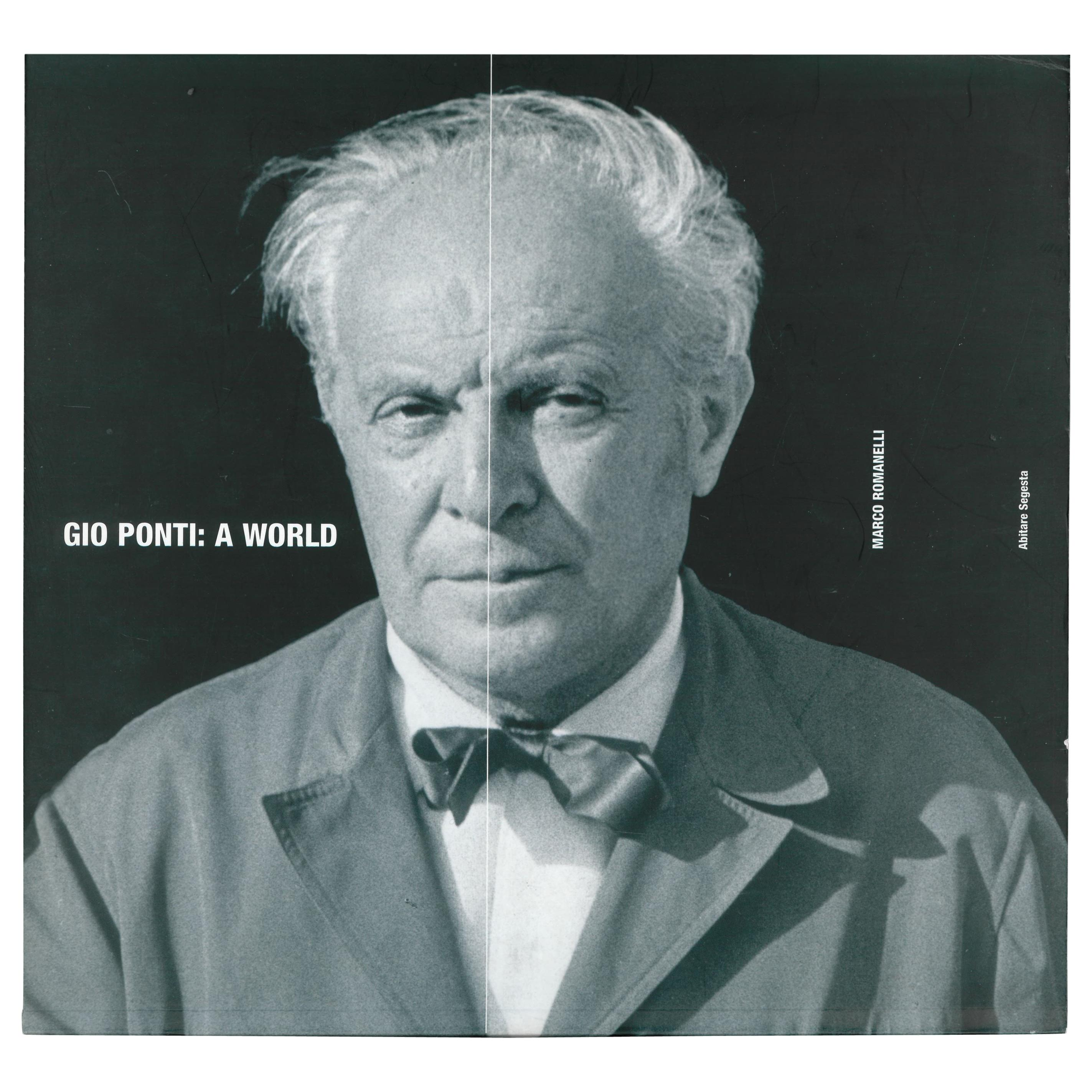 """Gio Ponti: A World"", Book"