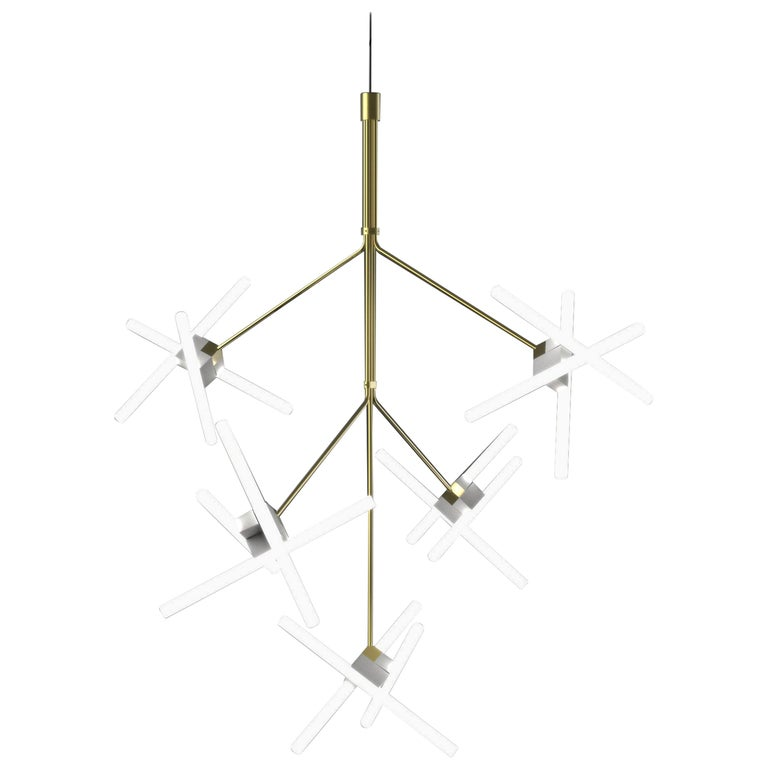 Olvidada Chandelier Lamp by Pepe Cortes for BD Barcelona For Sale