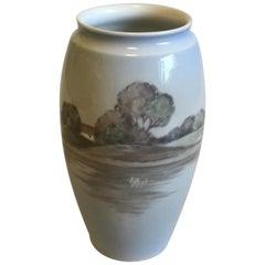 Bing & Grondahl Vase No 8521/254