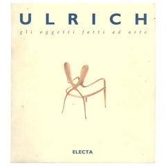 Guglielmo Ulrich, Gli Oggetti Fatti Ad Arte 'Objects Made into Art', Book