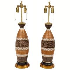 Aldo Londi / Bitossi Ceramic Lamps