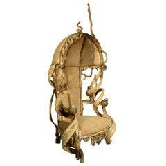 Guru Dome Amethyst Armchair