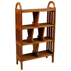 20th Century Oakwood Dutch Bookcase, 1930