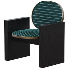 Miyat Club Chair by Miminat Designs