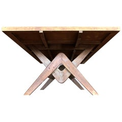 Pierre Jeanneret Committee Table