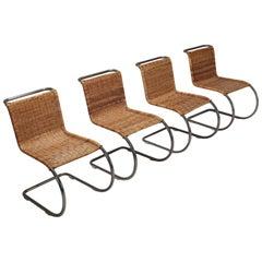 Bauhaus B42 Chair by Mies van der Rohe for Tecta