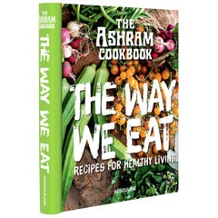 """The Ashram The Way We Eat"" Book"