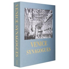 """Venice Synagogues"" Book"
