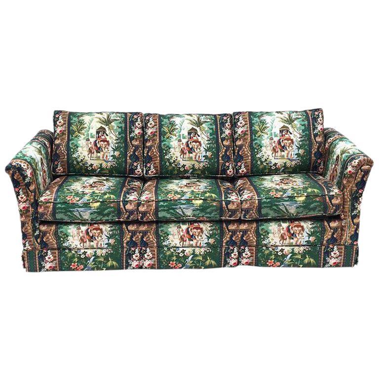 Cool Moroccan Tropical Theme Elephant Sleeper Sofa Creativecarmelina Interior Chair Design Creativecarmelinacom