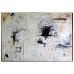 """Hidden Figures No. 7"" Original Painting by Karina Gentinetta, Signed"