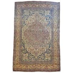 Antique Persian Kermanshah Carpet, circa 1870