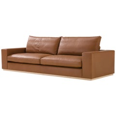 Amura 'Murray' Sofa in Rich Brown by Amura 'Lab