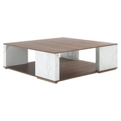 Amura 'Quattropietre' Coffee Table by Emanuel Gargano and Anton Cristel