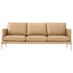 Amura 'Segno' Sofa in Tan by Amura 'Lab