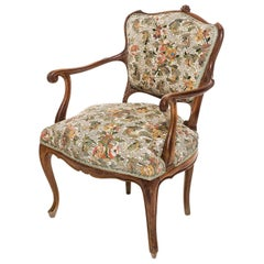 Poltrona Gemella Armchair with Mosaic Seat by Yukiko Nagai