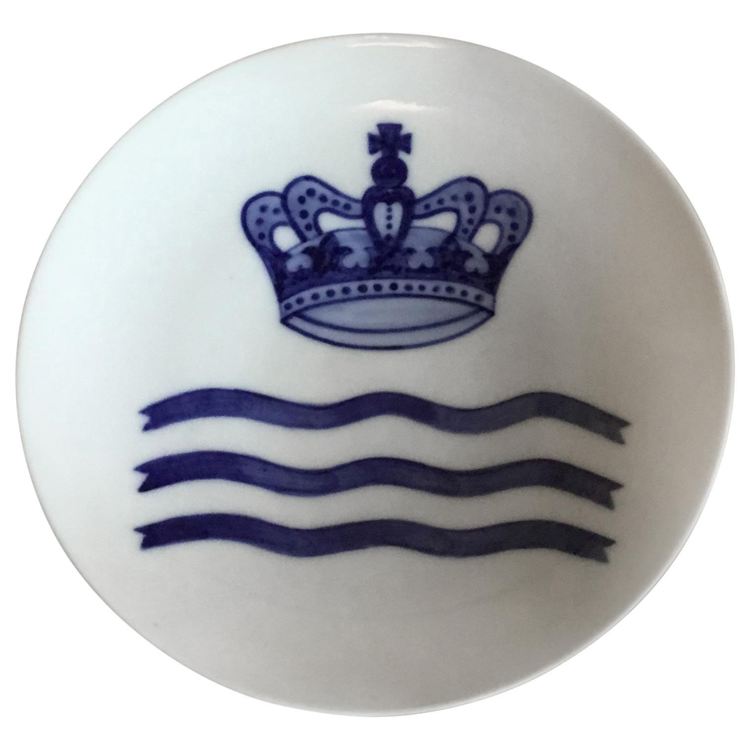 Royal Copenhagen Commemorative Plate from 1888 RC-CM001