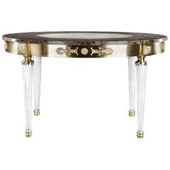 Ginevra Table by Badari