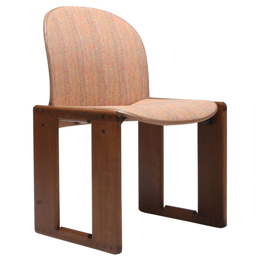 Postmodern Dining Chair Dialogo by Afra and Tobia Scarpa for B&B Italia
